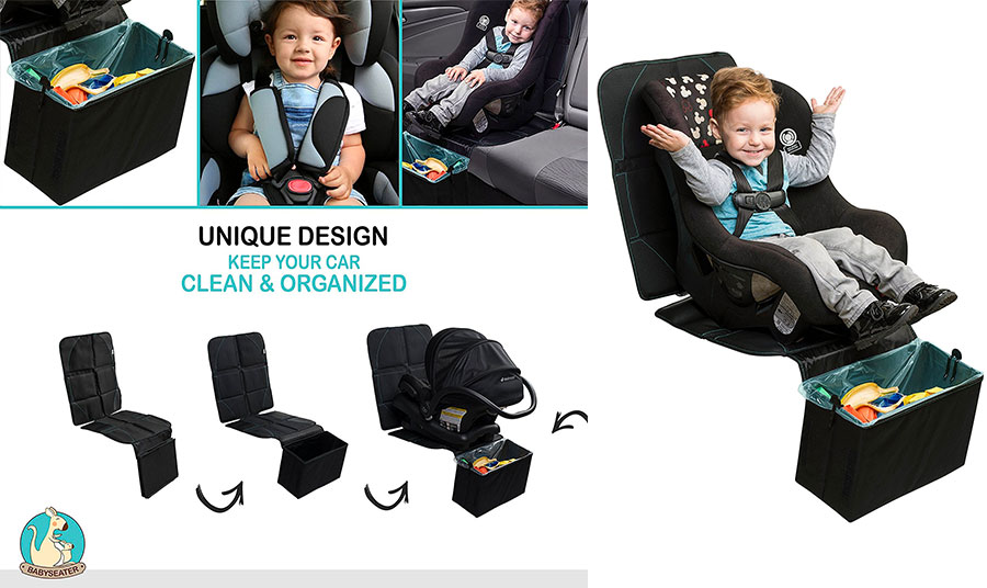 Top 10 Best Car Seat Protector for Leather Seats of 2019 Review