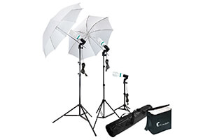 Top 10 Best Continuous Output Lighting for Video Shooting Reviews