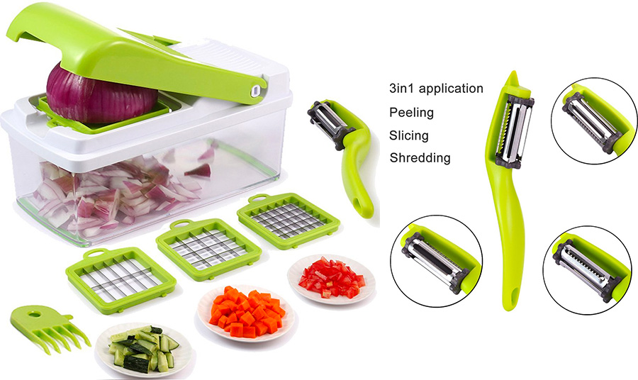 Top 10 Best Onion Choppers of 2019 Review