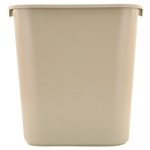 Rubbermaid Commercial Plastic Trash Can