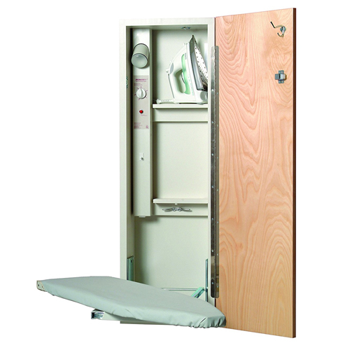 Iron-A-Way A421AU A-42 Ironing Center with Swivel Board