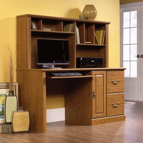 Top 10 Best Corner Computer Desk With Hutch In 2018