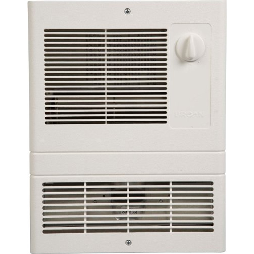 Broan Model 9815WH High Capacity Wall Heater with 1500 Watt Fan