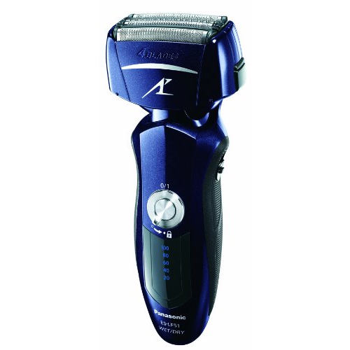 Panasonic ES-LF51-A Arc4 Electric Shaver Wet/Dry with Flexible Pivoting Head for Men