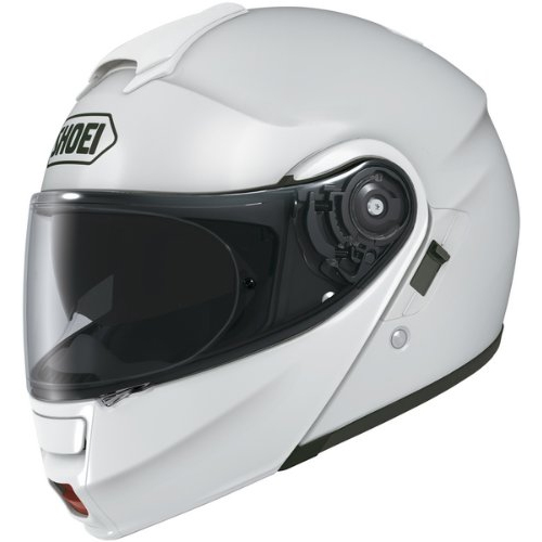 SHOEI Neotec White Size:XXL Motorcycle Full-face-helmet