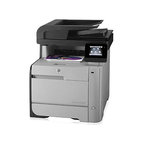 HP M476nw LaserJet Pro Wireless Color Laser Multifunction Printer with Scanner, Copie, Fax