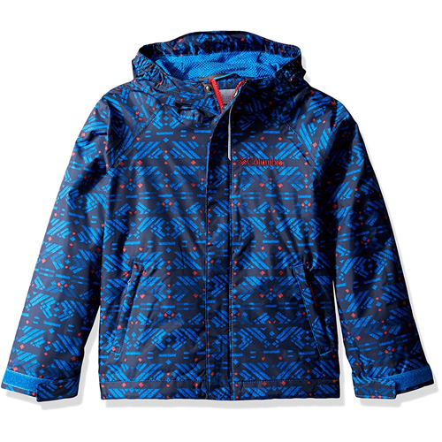 Little Boy's Columbia Toddler Fast and Curious Rain Jacket