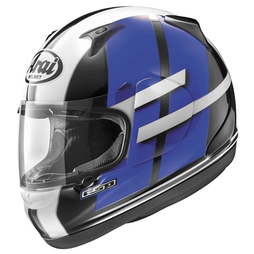 Arai RX-Q Conflict Blue Full Face Helmet - 2X-Large