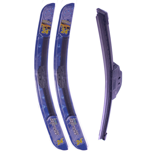 Majic Clean Curved Contour Windshield Wiper Blade