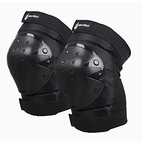 Tech-P Tactical Knee pad Protector Motorcycle Bicycle Cycling Bike Racing Tactical Skate Protective Knee Pads