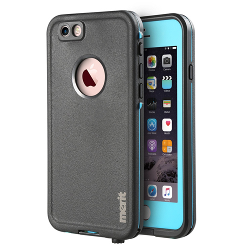 Waterproof Case for iPhone 6 Plus, Merit Air Series IP68