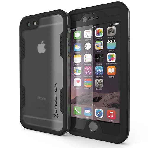 iPhone 6 Plus Waterproof Case, Ghostek Atomic 2.0 Series for Apple iPhone 6 Plus