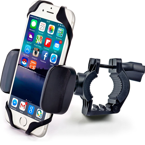 Motorcycle/Bicycle Cell Phone Mount