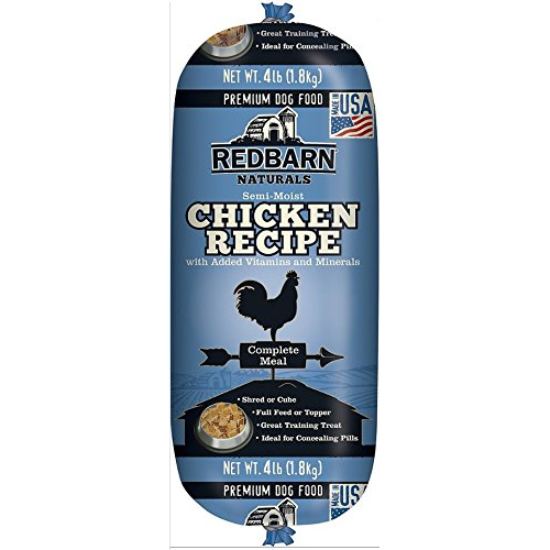 RedBarn Dog Natural Food Roll Made in USA
