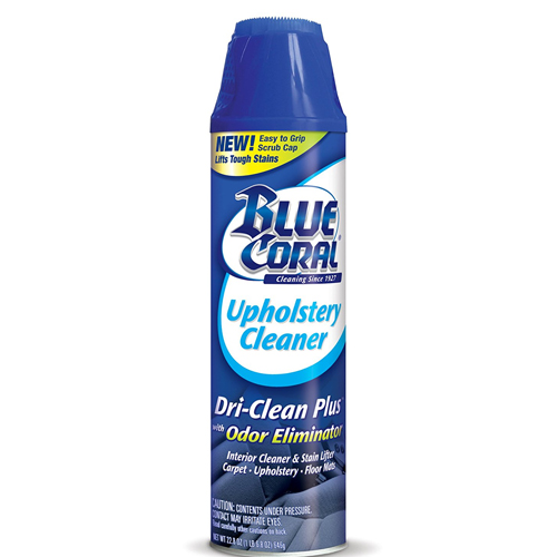 Blue Coral DC22 Upholstery Cleaner Dri-Clean