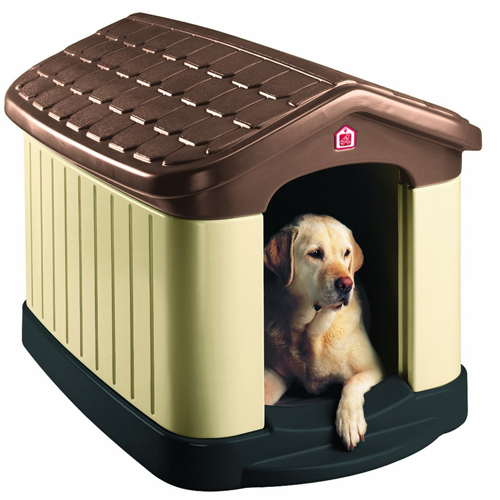 Our Pet's Tuff-N-Rugged Dog House, Large