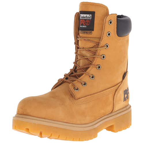 """Timberland Pro Men's Direct Attach 8"""" Steel Toe Boot"""