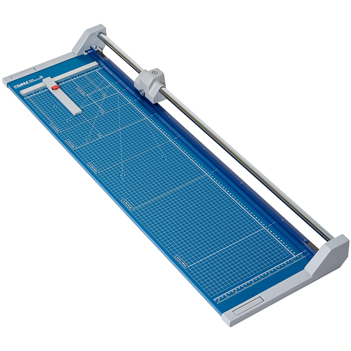 "Dahle 556 Professional Rolling Trimmer, Up to 14 Sheet Capacity, 37 3/4"" Cut Length"