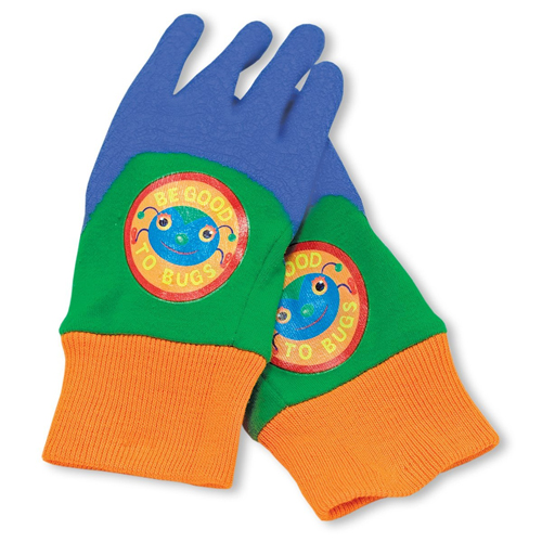 Melissa & Doug Sunny Patch Be Good to Bugs Gripping Gloves