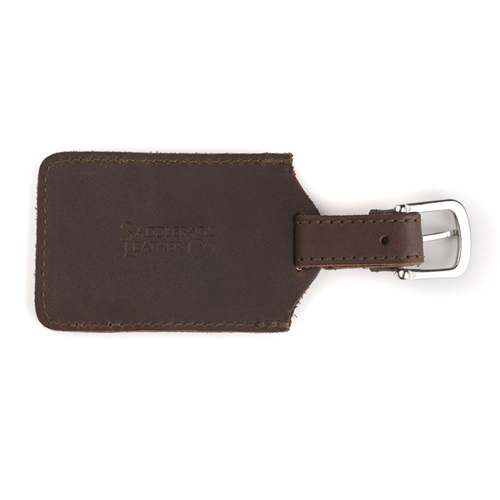 Saddleback Leather Luggage Tag