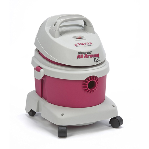 Shop-Vac 5895200 2.5-Peak Horsepower All Around EZ Series Wet/Dry Vacuum