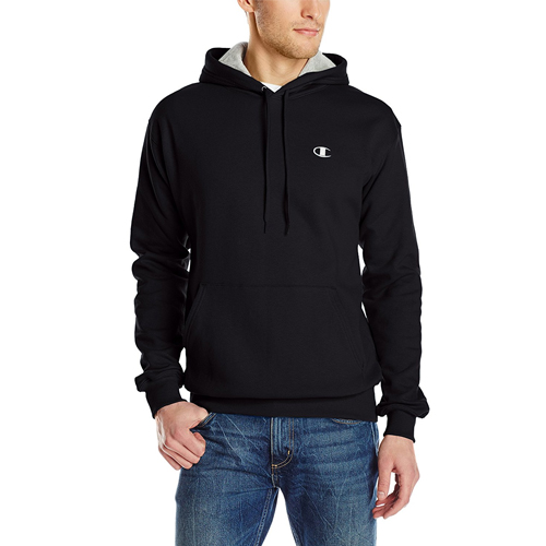 The Champion Men's Pullover Eco Fleece Hoodie