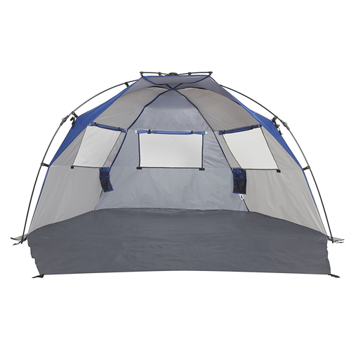 Lightspeed Outdoors Quick Cabana Beach Tent Sun Shelter In Blue  sc 1 st  Our Great Products & Top 10 Best Lightspeed Sun Shelter Tents for Upcoming Summer ...