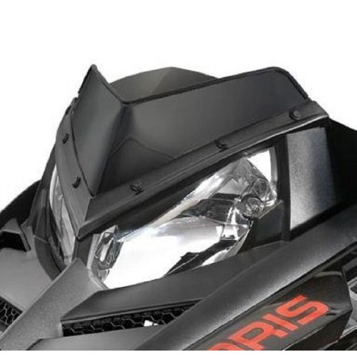 Pure Polaris OEM Low Black Windshield. 2878779
