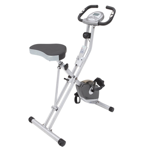 Magnetic Upright Bike with Pulse