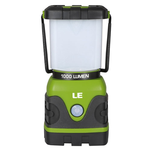LE 1000lm Dimmable Portable LED Camping Lantern