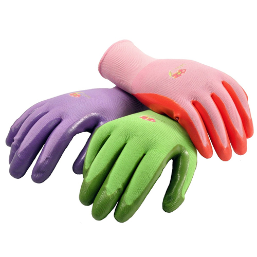 G & F Gardening Gloves In Assorted Colors