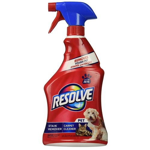 Resolve Pet Expert Carpet & Upholstery Cleaner - Removes Stains and Odors