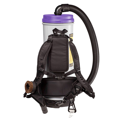 ProTeam Backpack Vacuums