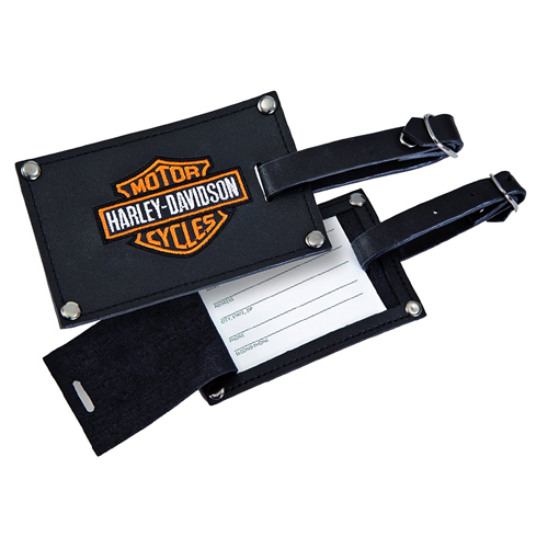 Harley Davidson Luggage Tags