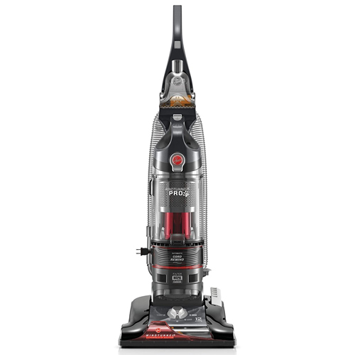 Hoover Vacuum Cleaner WindTunnel 3 Pro Pet Bagless Corded Upright Vacuum