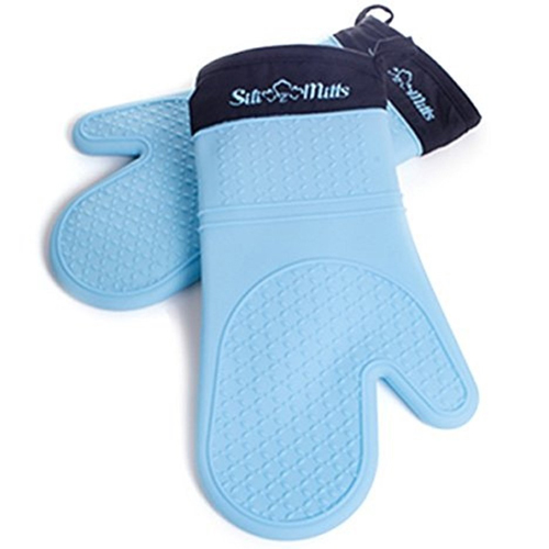 Professional Heat-Resistant Potholder Gloves