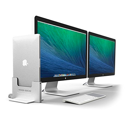 Henge Docks Vertical Docking Station for 15-inch MacBook Pro