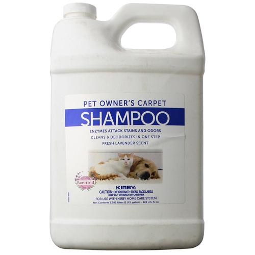 Genuine Pet Owners Foaming Shampoo
