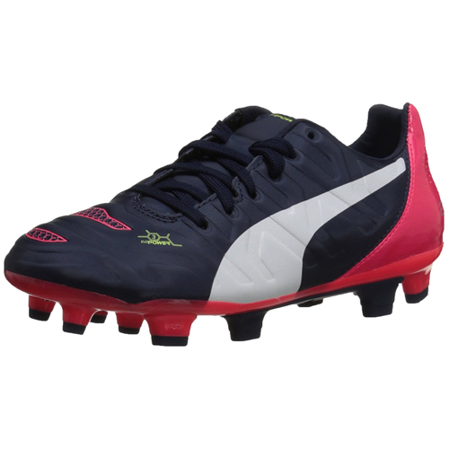 PUMA -evoPOWER 3.2 Firm Ground Jr Soccer Cleat