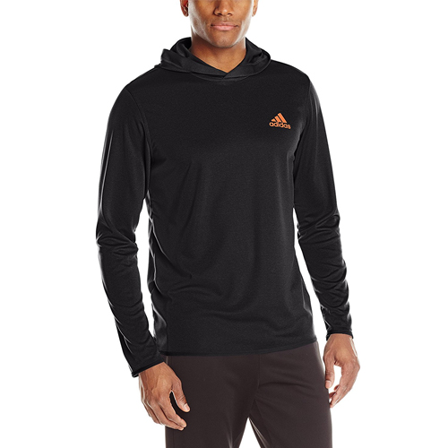 The Adidas Performance Men's Climacore Pullover Hoodie