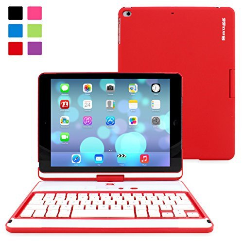 Snugg Brand iPad Air 360° Rotatable Keyboard Case