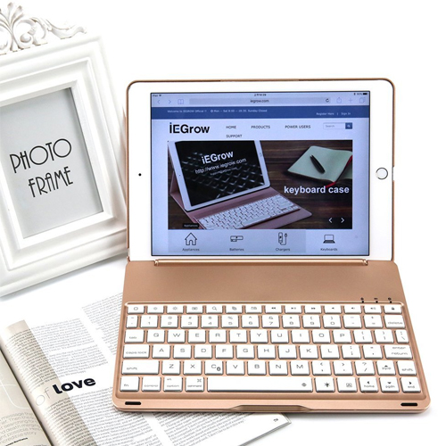iPad Air Keyboard Case By iEGrow