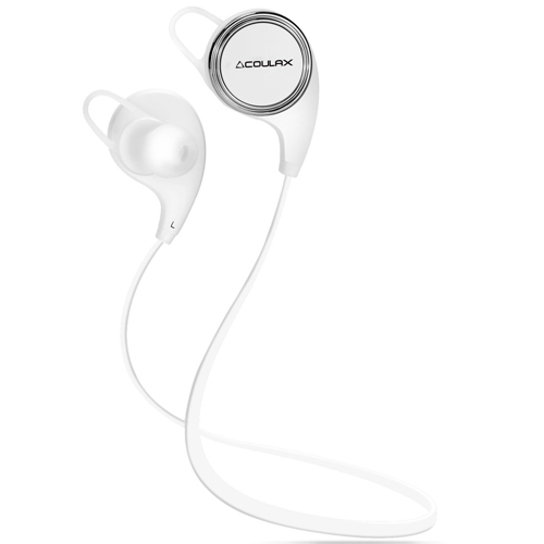 COULAX Noise Cancelling 4.1 Bluetooth Headphones