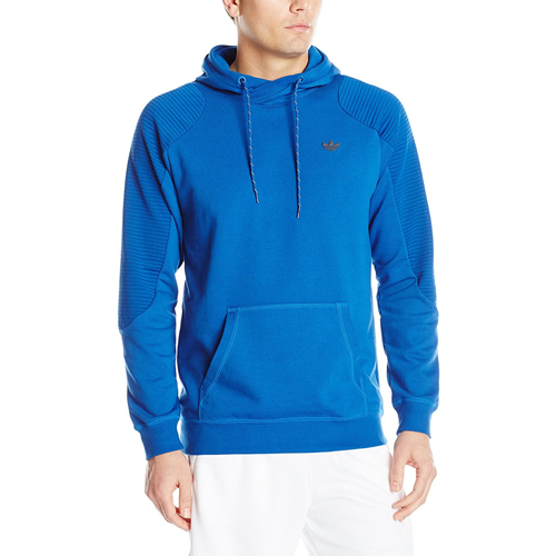 The Adidas Originals Men's Sport Luxe Moto Hoodie