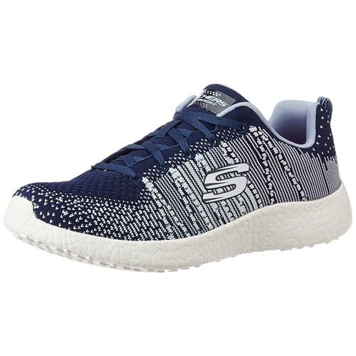 Skechers Sport Women S Burst Ellipse Fashion Sneaker