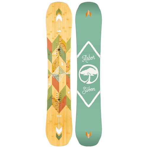 Arbor Swoon Rocker Snowboard All New for 2016