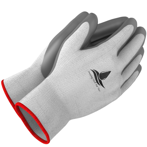 Premium Gardening Gloves For Men And Women By Amazing Stuff For You
