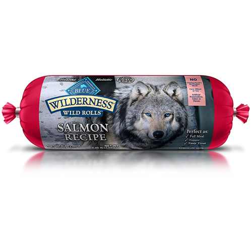 Wilderness Blue Buffalo Wild Rolls Wet Dog Food