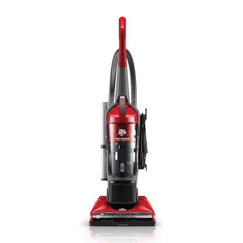 Dirt Devil Vacuum Cleaner Pro Power Bagless Corded Upright Vacuum