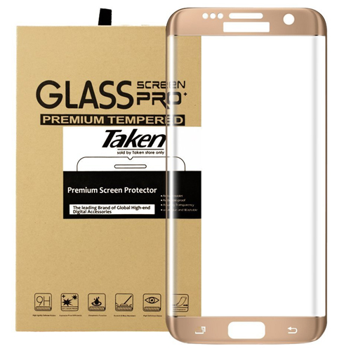 High Definition S7 edge Screen Tempered Glass Protector